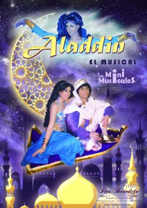 CARTEL ALADDIN mc
